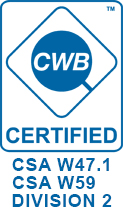 CWB-certifications