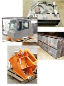 custom aluminum part fabrication