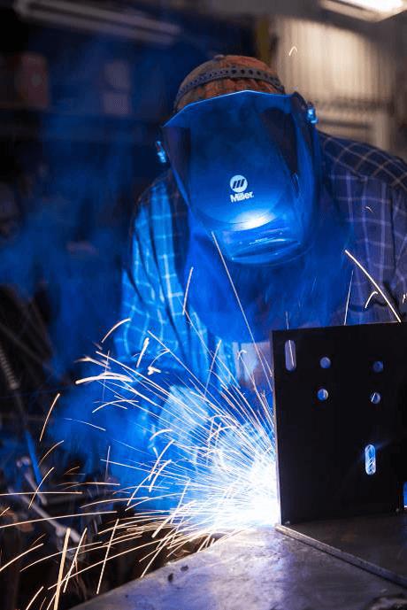 Shielded Metal Arc Welding Services Veriform Metal