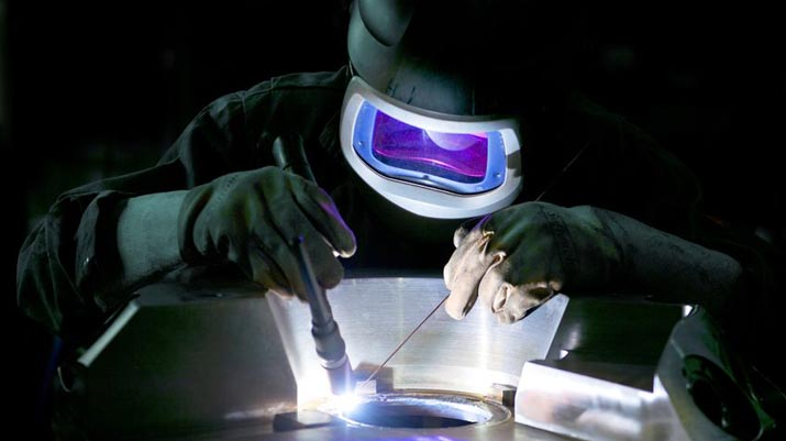 Gas Tungsten Arc Welding Services Veriform Metal Fabrication Done Right