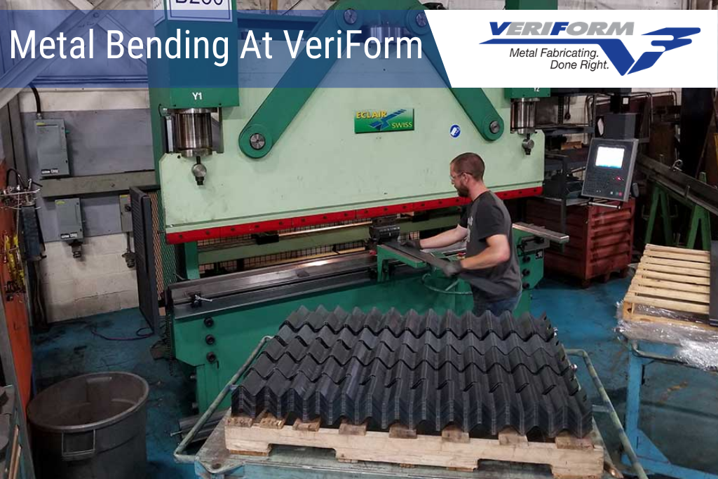 Metal Bending at VeriForm