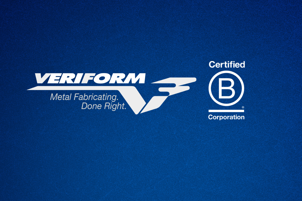 VeriForm is going B Corp!