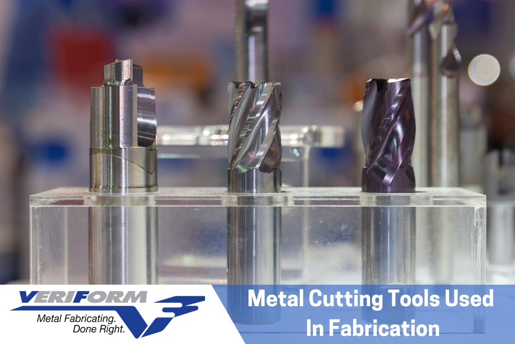 Metal Cutting Tools Used in Fabrication